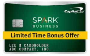 Spark Cash Card