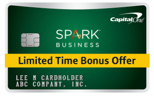 Spark® Cash for Business from Capital One® Review - 2019