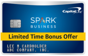 Spark Miles Capital One