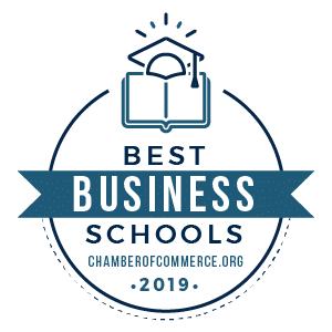 best business schools badge