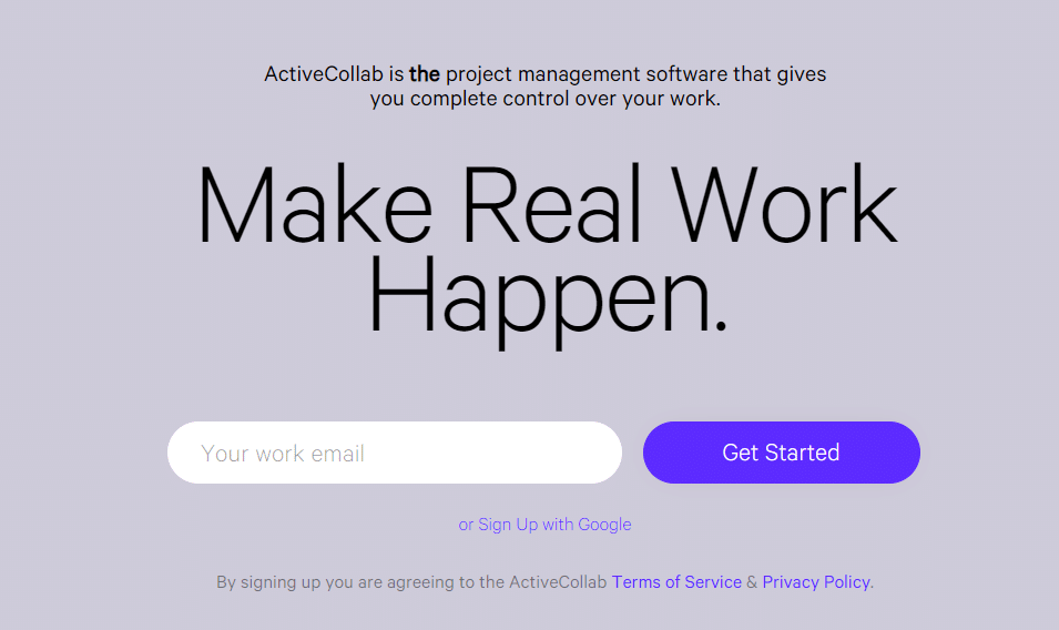 ActiveCollab - 1