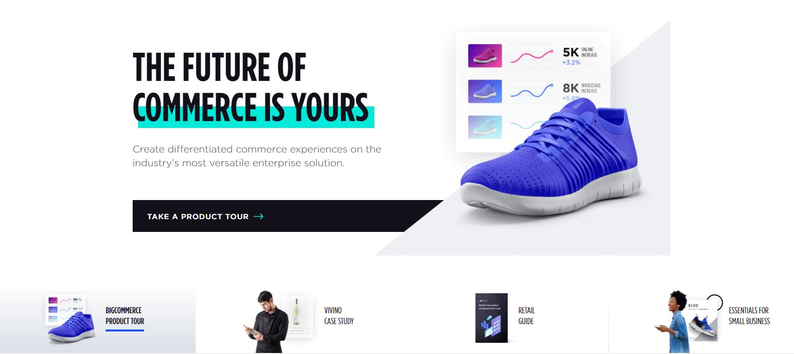 BigCommerce - 1