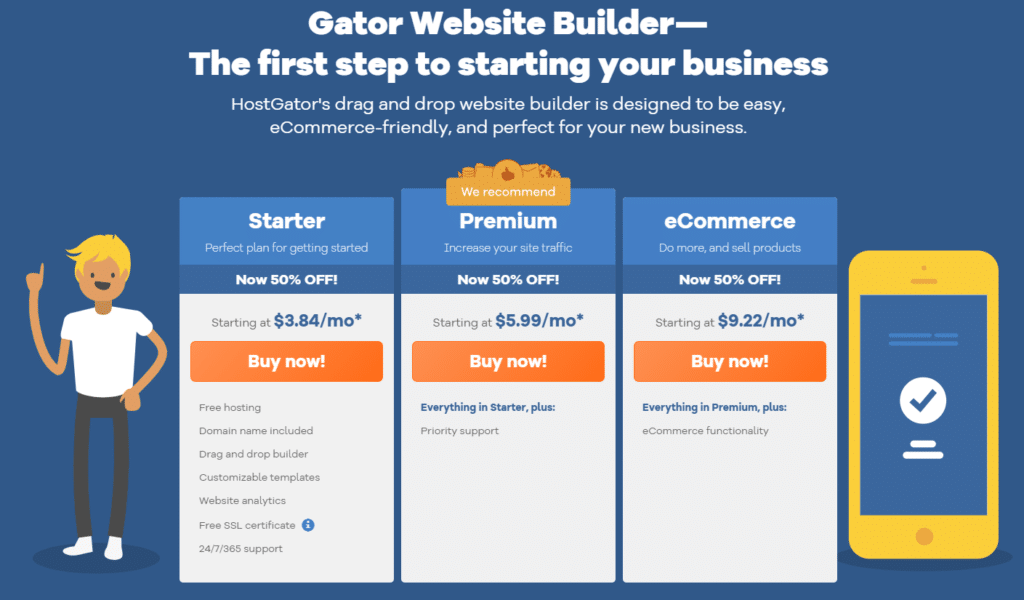 Gator Website Builder - 2