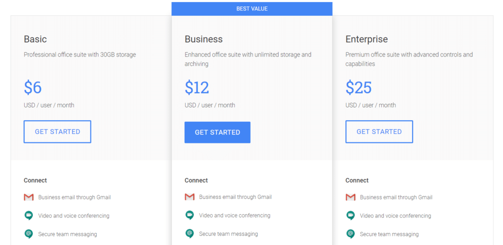 Google Hangouts Meet Review – 2019 – Chamber of Commerce