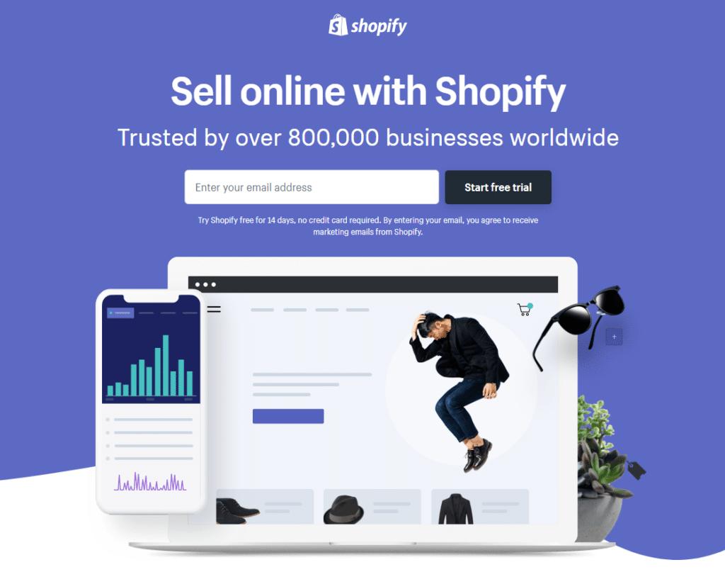 Shopify - 1