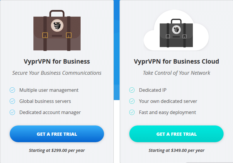 Vypr VPN - 2 pricing